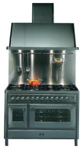 Kitchen Stove ILVE MT-120S5-VG Red Photo