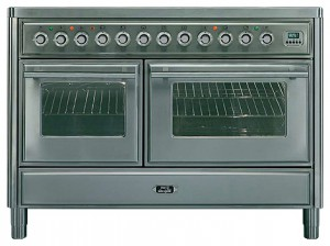 Kitchen Stove ILVE MTD-120V6-MP Stainless-Steel Photo