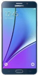 Mobile Phone Samsung Galaxy Note 5 32Gb Photo